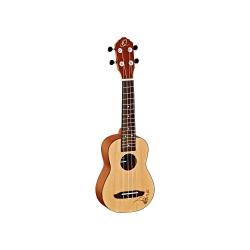 Ortega RU5-SO Soprano Ukulele (Natural)