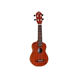 Ortega RU5MM-SO Soprano Ukulele (Natural)