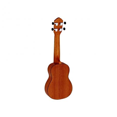 Ortega RU5MM-SO Soprano Ukulele (Natural)<br>Fotoğraf: 2/2