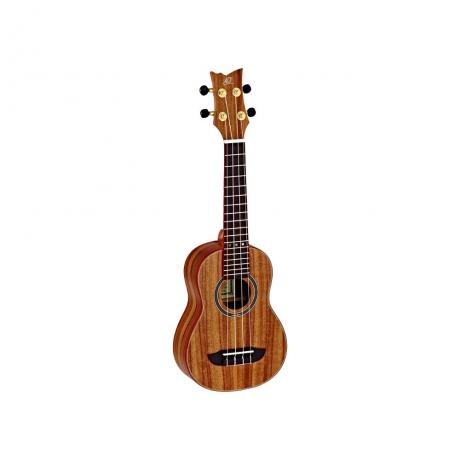 Ortega RUACA-SO Soprano Ukulele (Acacia)<br>Fotoğraf: 1/2