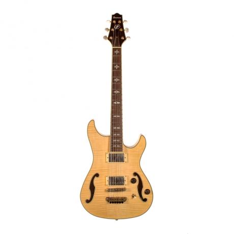 [Outlet]  Ibanez Custom AWD102NT Elektro Gitar (Natural / Blonde)<br>Fotoğraf: 1/2