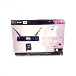 [Outlet] Line 6 XDV75HS Dijital Telsiz Headset Mikrofon