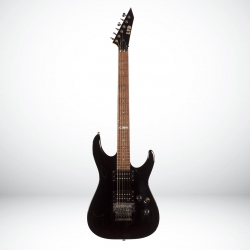 [Outlet] LTD MH-50 Elektro Gitar (Siyah)