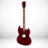 [Outlet] LTD  Viper 300FM Elektro Gitar (Kırmızı)<br>Fotoğraf: 1/3