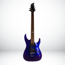 [Outlet] LTD H51 Elektro Gitar (Mavi)