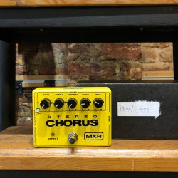 [Outlet] MXR M134EU Stereo Chorus Pedalı (No: 130)