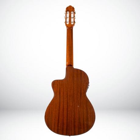 [Outlet] Prudencio Saez 52 Sapele Cutaway Elektro Klasik Gitar<br>Fotoğraf: 2/4