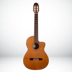 [Outlet] Prudencio Saez 52 Sapele Cutaway Elektro Klasik Gitar