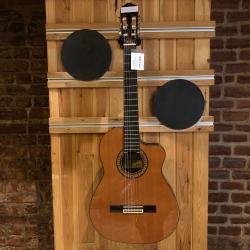 [Outlet] Raimundo 660E Cut-Away Sedir Klasik Gitar (No: 32)