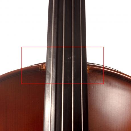 [Outlet] Rösler MC6012 1/2 Çello<br>Fotoğraf: 5/6