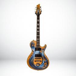 [Outlet] Schecter Demir Demirkan Solo-6 Elektro Gitar