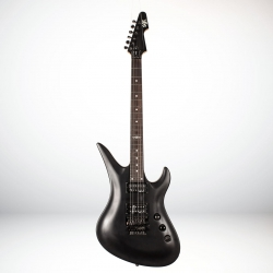 [Outlet] Schecter Sgr Avenger Fr Elektro Gitar (Midnight Satin Black)