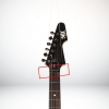 [Outlet] Schecter Sgr Avenger Fr Elektro Gitar (Midnight Satin Black)<br>Fotoğraf: 4/4