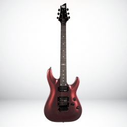 [Outlet] Schecter SGR C-1 FR Elektro Gitar (Metallic Red)