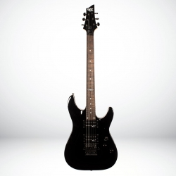 [Outlet] Schecter SGR C-1 FR Elektro Gitar (Siyah)