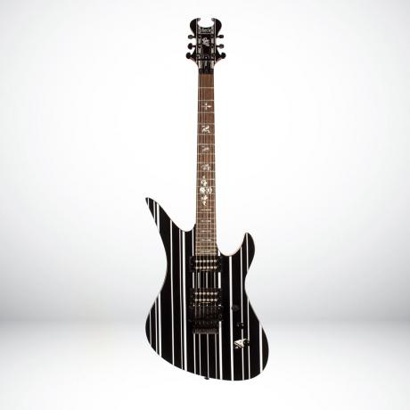 [Outlet] Schecter Synyster Gates Standard Elektro Gitar (Gloss Black)<br>Fotoğraf: 1/2