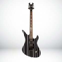 [Outlet] Schecter Synyster Gates Standard Elektro Gitar (Gloss Black)