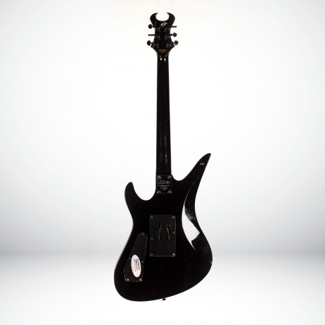 [Outlet] Schecter Synyster Gates Standard Elektro Gitar (Gloss Black)<br>Fotoğraf: 2/2