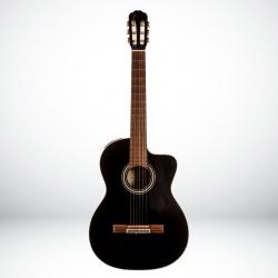 [Outlet] Takamine EG128SC Elektro Klasik Gitar (Siyah)
