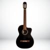 [Outlet] Takamine EG128SC Elektro Klasik Gitar (Siyah)<br>Fotoğraf: 1/3