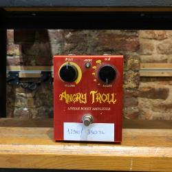 [Outlet] Way Huge WHE101 Angry Troll Booster Pedalı (No: 129)