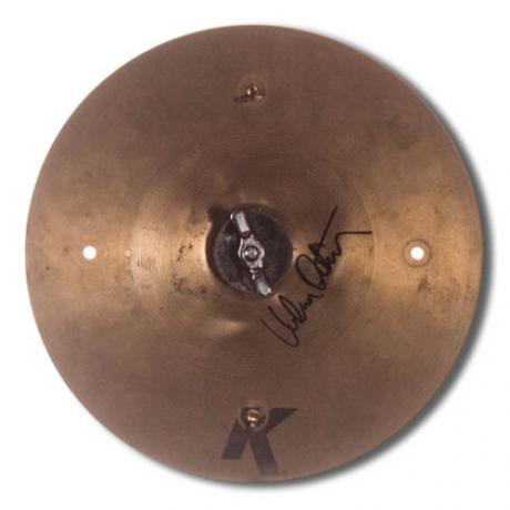 "[Outlet] Zildjian Volkan Öktem İmzalı 18"" K Dark Crash Thin<br>Fotoğraf: 2/3"
