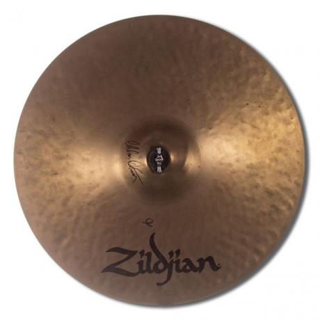 """[Outlet] Zildjian Volkan Öktem İmzalı 19"""" K Custom Hybird Trash Smash<br>Fotoğraf: 1/3"""