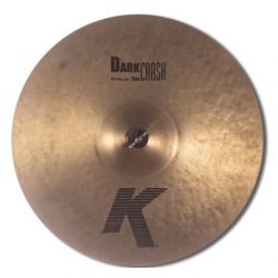 "[Outlet] Zildjian Volkan Öktem İmzalı 8"" K Dark Thin Splash"