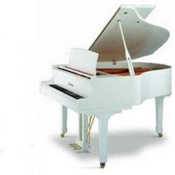 Pearl River GP160 Akustik Kuyruklu Piyano (Parlak Beyaz)