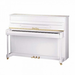 Pearl River UP115 M5 Akustik Duvar Piyanosu (Parlak Beyaz)