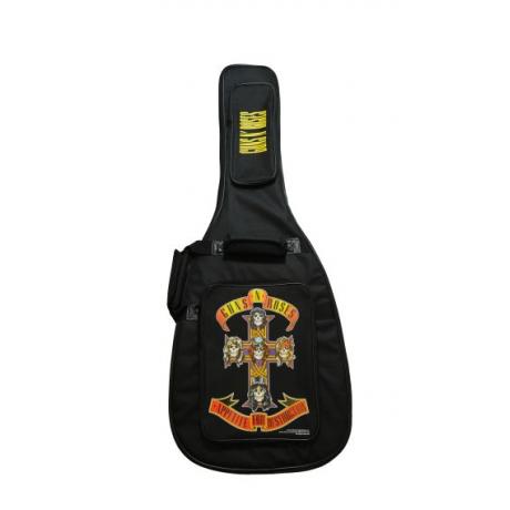 Perri's BGB-GNR1 Guns'N Roses Bas Gitar Kılıfı<br>Fotoğraf: 1/1