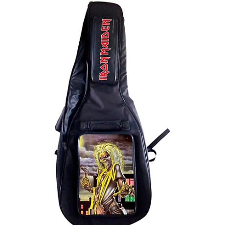 Perri's EGB-INM1 Iron Maiden Elektro Gitar Kılıfı<br>Fotoğraf: 1/1