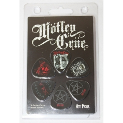 Perris Motley Crue Officially Licensed 6'lı Paket Pena