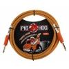 Pig Hog 3 Metre Cable Orange Creme Ensturman Kablosu<br>Fotoğraf: 2/2