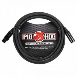 Pig Hog 3 Metre XLR Mikrofon Kablosu