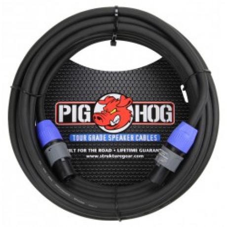 Pig Hog 7,5 Metre Spekon Hoparlör Kablosu<br>Fotoğraf: 2/2