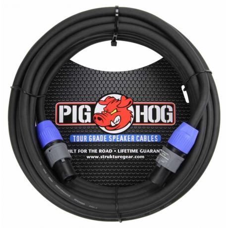 Pig Hog 7,5 Metre Spekon Hoparlör Kablosu<br>Fotoğraf: 1/2