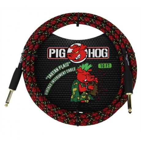 Pig Hog PCH10PL 3 Metre Enstruman Kablosu<br>Fotoğraf: 1/2