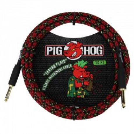 Pig Hog PCH10PL 3 Metre Enstruman Kablosu<br>Fotoğraf: 2/2