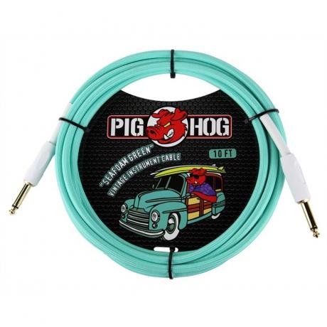 Pig Hog PCH10SG 3 Metre Enstruman Kablosu<br>Fotoğraf: 1/2