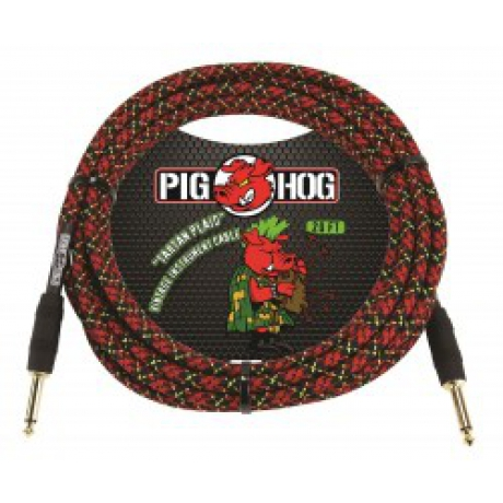 Pig Hog PCH20PL 6 Metre Enstruman Kablosu<br>Fotoğraf: 2/2