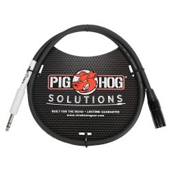 Pig Hog PX4T3 XLR Mikrofon Kablosu (1 m)