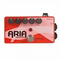 Pigtronix Aria Distortion Pedalı