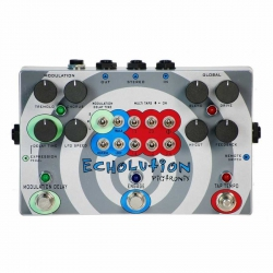 Pigtronix Echolution Analog Delay Pedalı
