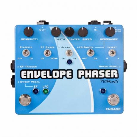 Pigtronix Envelope Phaser Pedalı<br>Fotoğraf: 1/1