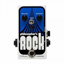Pigtronix Philosopher's Rock Compressor & Sustainer Pedalı