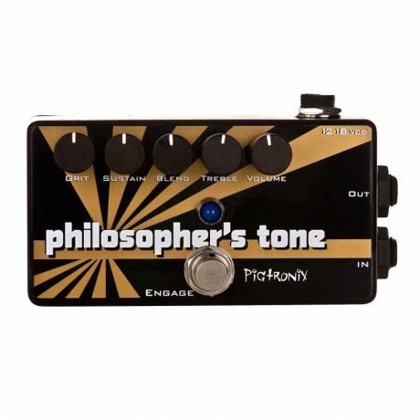 Pigtronix Philosopher's Tone Compressor Pedalı<br>Fotoğraf: 1/1