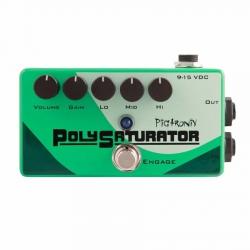 Pigtronix Polysaturator Overdrive Pedalı