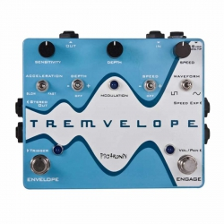 Pigtronix Tremvelope Tremolo Pedalı