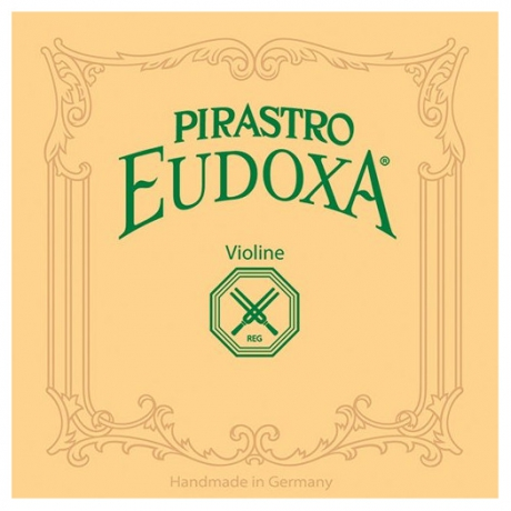 Pirastro 314200 Eudoxa-Chromcor A (La) Tek Keman Teli<br>Fotoğraf: 1/1